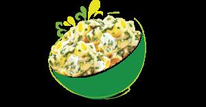 plat-Rigatoni-au-Chèvre-Epinards-à-la-crème-1